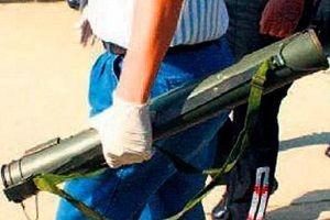 Çuvaldan çıkan LAW silahları TSK'nın çıktı! haberi