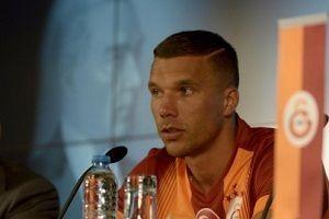 Daum ve Götz'den özel 'Podolski' yorumu haberi