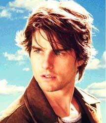 Tom Cruise'un k�z� oldu.17939