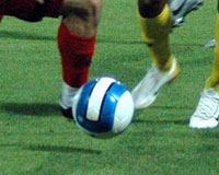 Futbolda haftan�n program�.10953