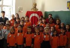 Atatürk Bükreş'te törenlerle anıldı.10041