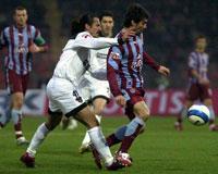 Gaziantepspor: 1 Trabzonspor: 1.11758