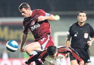 Trabzonspor: 0 - A.Gücü: 1.7454