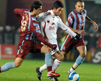Basında G.Saray-Trabzon maçı.13550