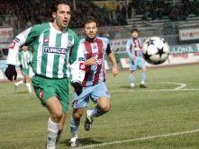 Trabzonspor durdu: 1-1.11448