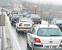 Duble yollar kazaları azalttı.13719