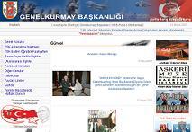 TSK internet sitesi yenileniyor.9834