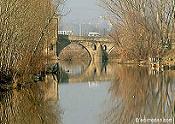 Bulgaristan baraj kapaklarını açtı, nehirler taştı.7758