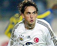 Fenerbahçe'de Tuncay Disiplin Kurulu'na sevk edildi.11380