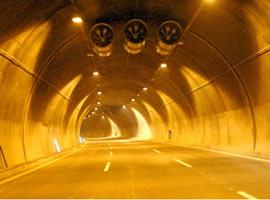 Bolu Dağı Tüneli açıldı.13818
