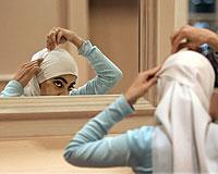 Müslümanların da kapak kızı var!.9424