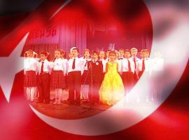 Ruslar geleceği 'Türkçe'de görüyor.14441