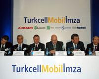 Turkcell mobil imza uygulamasını başlattı.11392