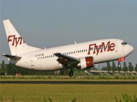 FlyMe havayolu iflasını ilan etti.11757