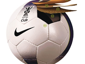 İşte UEFA'nın yeni topu.22164