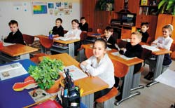Türk koleji 'Ukrayna'nın en iyi okulu' seçildi.12240