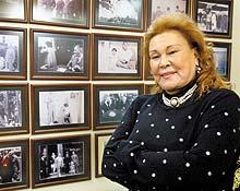 Atatürk'ün manevi kızı hastaneye kaldırıldı.12243