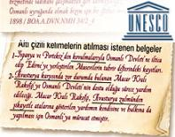 Osmanlı arşivine Unesco sansürü ZAMAN.10882