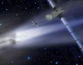 Çin ile Rusya'dan uzayda ortaklık.9602