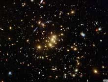 Kara maddeden oluşan halka tespiti.10102