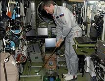 Uzayda 'golf partisi' 23 Kasım'da.12031
