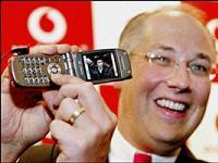 Vodafone 14 milyar sterlin zarar etti.8695