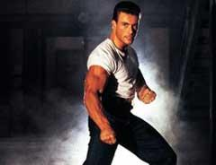 Amerikalı aktör Van Damme, İstanbul'da.6404