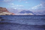Van Gölü asıl canavarı 'kirlilik'.13486