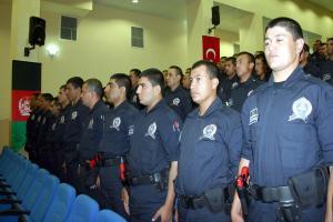 Sivas Polis Okulu'nda Afganlara 3. dönem eğitim başladı.13112