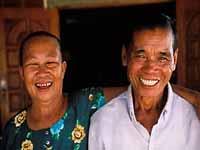 Laos'ta Su Bayramı 'sulu' geçiyor.15665