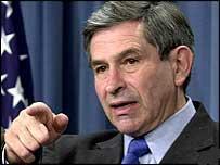 Wolfowitz aşk skandalında özür diledi.7851
