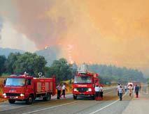 Yangın kontrol altına alındı.6387
