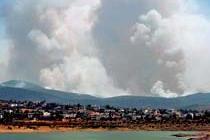 Orman yangını kontrol altında.5667