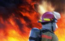 İstanbul'da çıkan yangın paniğe neden oldu.5797