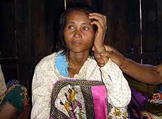 'Yarı vahşi' kadın ormanı istiyor.8616