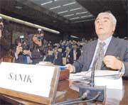 Başsavcı, Yaşar Topçu davasının düşürülmesini istedi.6107