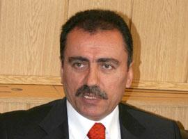 Muhsin Yazıcıoğlu'nun eşi kaza geçirdi.11868
