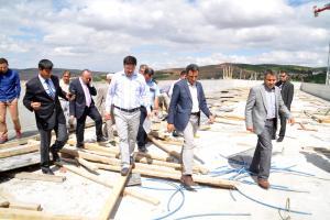 Başer: PMYO, Yozgat'a önemli katkılar sağlayacak.15952