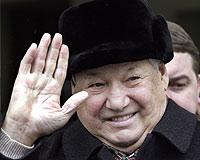 Putin, Yeltsin için bir günlük yas ilan etti.9981