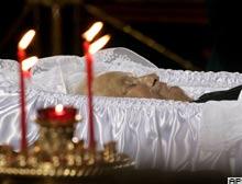 Yeltsin'in cenazesi toprağa verildi.8842