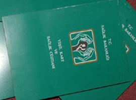 Doğu'da Yeşil Kartlı vatandaş sayısı nüfusun yarısı.8628