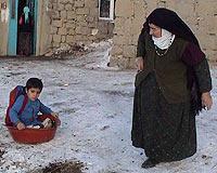 Yılın annesi: 'Benim imtihanım fakirlikti'.12779