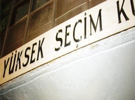 Aday listeleri yar�n 17.00'ye kadar YSK'ya bildirilecek.11121