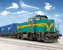 Yük treni hızlanınca Demiryolları'nın geliri katlandı.8841