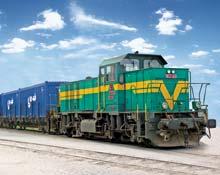 Petrol taşıyan tren devrildi.8841