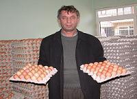 Yumurta, Kuş Gribi'ni yendi.20338