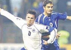 Yunanistan'da tüm maçlar askıya alındı.10367