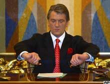 Viktor Yuşçenko müzakerelerden ümitsiz.8234