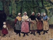 Van Gogh'a ait tablo bulundu.18702
