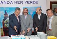 Ankara Zaman Gazetesi yeni yerini Arınç'la açtı.7188